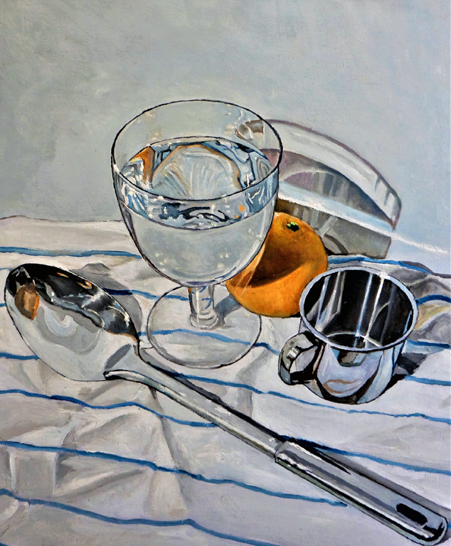 Painting of Glass