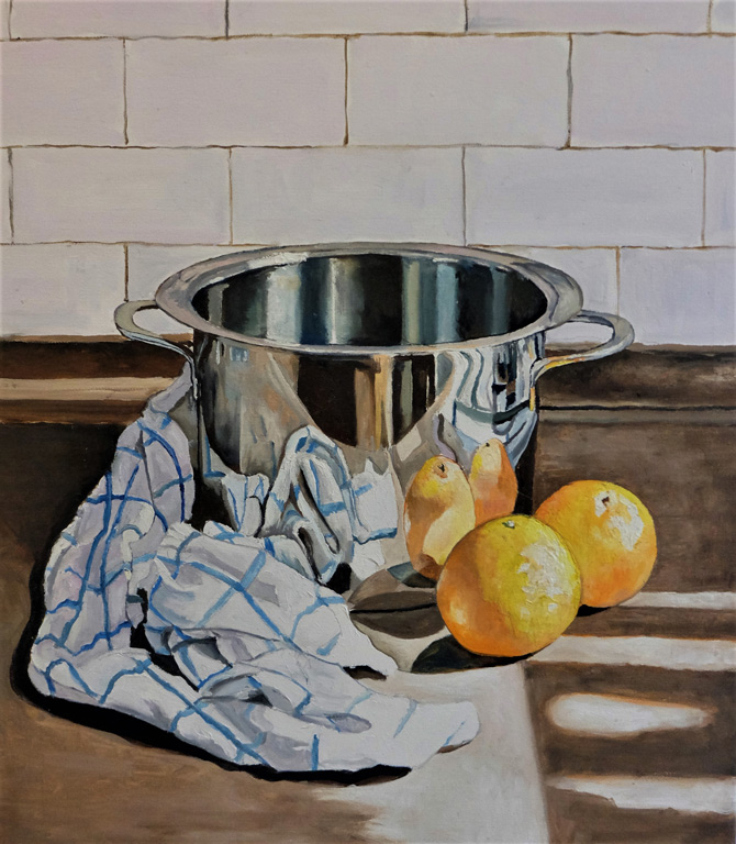 Still Life Painting – Irish Impressionists